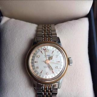 【オリス】自動巻き腕時計