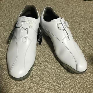 アディダス(adidas)の希少!アディダス アディピュア レイボア 30cm ゴルフシューズ(シューズ)