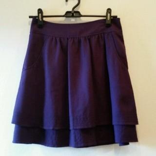ノーリーズ(NOLLEY'S)のNOLLEY'S☆ギャザースカート(ミニスカート)