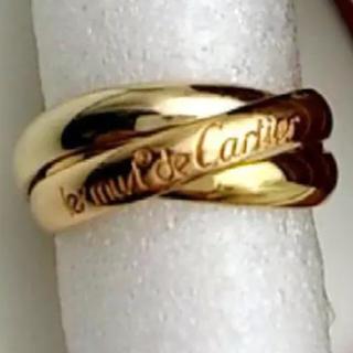 カルティエ(Cartier)のカルティエ トリニティー リング  値下げ(リング(指輪))