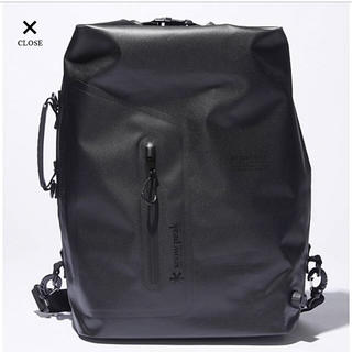 8fc43a13627b スノーピーク(Snow Peak)の[新品] snow peak 4WAY WATERPROOF DRY BAG(