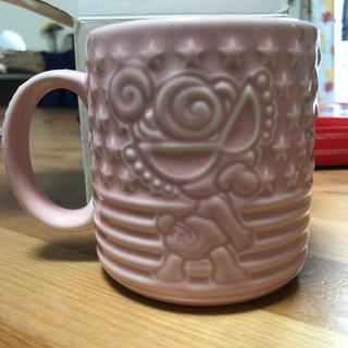 ヒステリックミニ(HYSTERIC MINI)の新品未使用ヒスミニマグカップ(グラス/カップ)