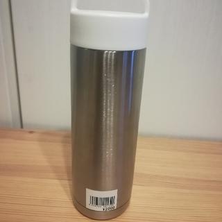 ムジルシリョウヒン(MUJI (無印良品))の無印 真空断熱携帯マグ ボトル&キャップ 未使用品②(弁当用品)