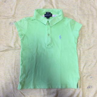 ラルフローレン(Ralph Lauren)のラルフローレン ポロシャツ キッズ s 100サイズ(Tシャツ/カットソー)