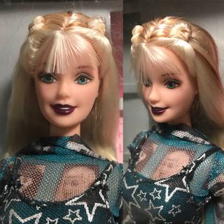 バービー(Barbie)のクールな美人!ハリウッドネイルバービー HollywoodNails未開封(ぬいぐるみ/人形)