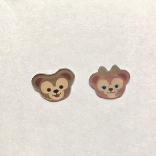 ディズニー(Disney)のピアス ハンドメイド(ピアス)