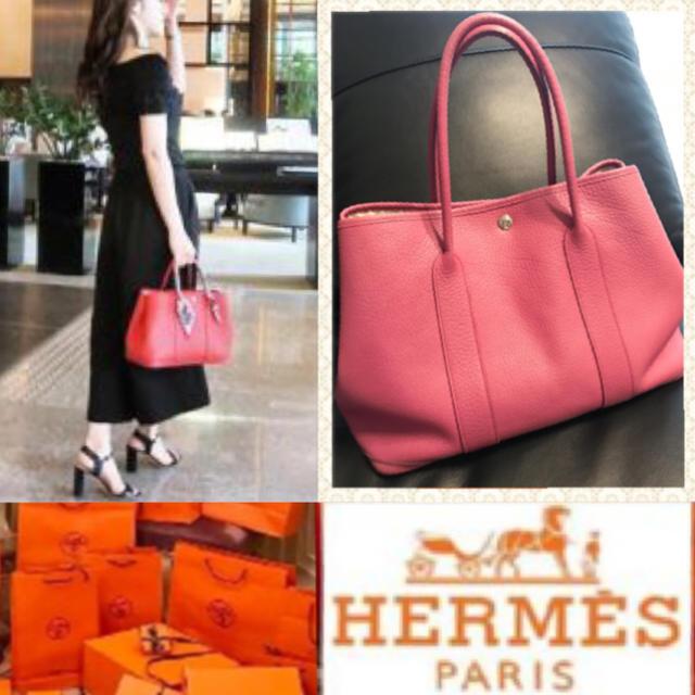 464509970b9c Hermes - わーい♪様専用❤ エルメス正規美品ガーデンパーティ ネゴンダ ...