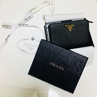 プラダ(PRADA)の【K様専用】プラダ ブラック 財布(財布)
