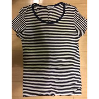 サンスペル(SUNSPEL)のSUNSPEL 半袖 ボーダー Tシャツ(Tシャツ(半袖/袖なし))
