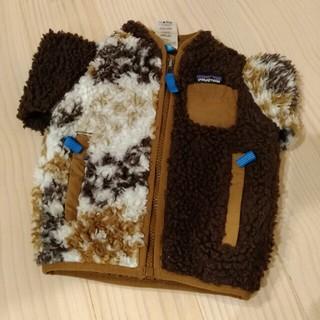 パタゴニア(patagonia)のあやねのね様専用 patagonia 12m ボアジャケット 使用感あり(ジャケット/コート)