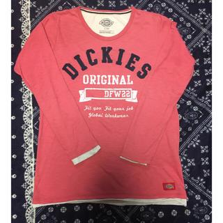 ディッキーズ(Dickies)のディッキーズ・Dickies 長袖Tシャツ Lサイズ(Tシャツ(長袖/七分))