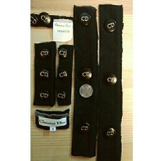 クリスチャンディオール(Christian Dior)のChristian  Diorのボタン(おまけ付き♪)(各種パーツ)