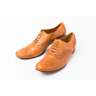 ショセ(chausser)のchausser 革靴 35(ローファー/革靴)
