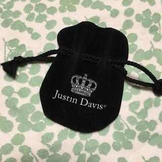 ジャスティンデイビス(Justin Davis)のジャスティンデイビス 布袋(ショップ袋)
