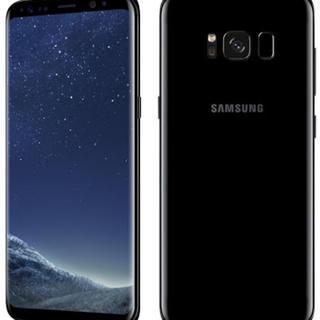 ギャラクシー(galaxxxy)のSC-02J  ブラック(スマートフォン本体)