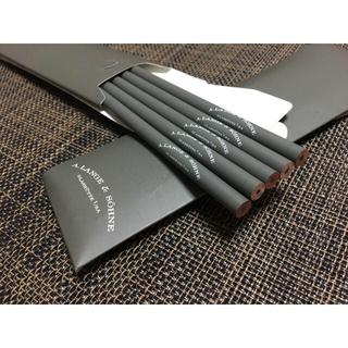 ランゲアンドゾーネ(A. Lange & Söhne(A. Lange & Sohne))の新品未使用 A.LANGE&SOHNE ランゲ&ゾーネ 鉛筆 5本セット グレー(鉛筆)