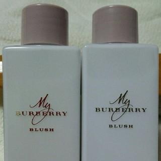 バーバリー(BURBERRY)のマイバーバリー ブラッシュ ボディローション(ボディローション/ミルク)