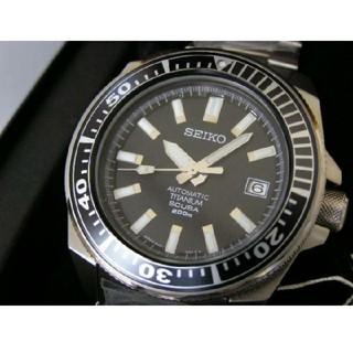 セイコー(SEIKO)の新品 SEIKO セイコー SBDA001 ブラックサムライ 腕時計(腕時計(アナログ))
