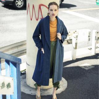 アメリヴィンテージ(Ameri VINTAGE)の新品 Ameri VINTAGE SPRING DENIM OVER COAT(スプリングコート)
