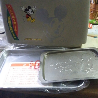 ディズニー(Disney)のトースター(調理機器)