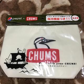 チャムス(CHUMS)のペプシ✖︎CHUMS オリジナル保冷バッグ(日用品/生活雑貨)