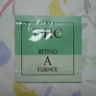 ディーエイチシー(DHC)のDHC 薬用 レチノA エッセンス サンプル 美容液 ポイントの消化に(美容液)