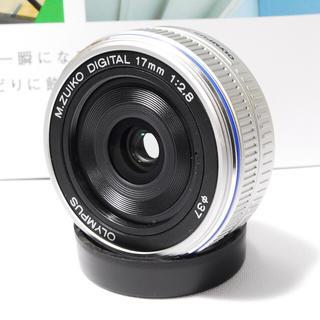 オリンパス(OLYMPUS)の★gashu0912様専用★Olympus M.zuiko 17mm F2.8(レンズ(単焦点))
