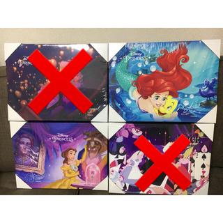 ディズニー(Disney)の【新品・未開封】ディズニープリンセス LED アートボード(アート/写真)