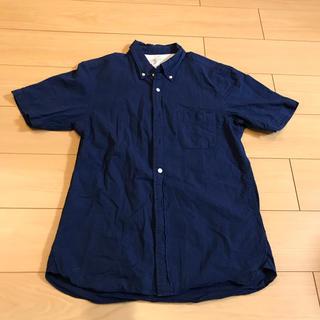 ムジルシリョウヒン(MUJI (無印良品))の最終価格 無印 メンズシャツ(シャツ)