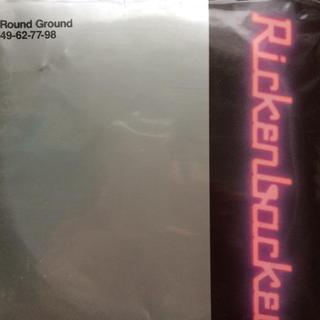 リッケンバッカー ベース弦 Round Ground(弦)