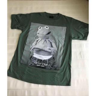 チェンジズ(CHANGES)のカーミット プリント ヴィンテージ Tシャツ(Tシャツ/カットソー(半袖/袖なし))