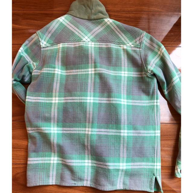 HASH BROWNS(ハッシュブラウン)のネルシャツ Mサイズ メンズ メンズのトップス(シャツ)の商品写真