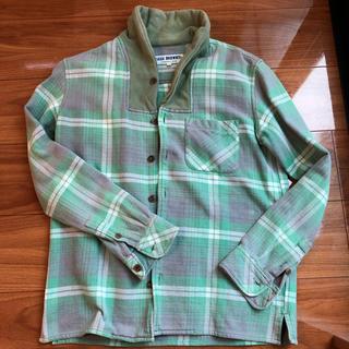 ハッシュブラウン(HASH BROWNS)のネルシャツ Mサイズ メンズ(シャツ)