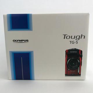 オリンパス(OLYMPUS)の《新品》 OLYMPUS (オリンパス) Tough TG-5 ブラック(コンパクトデジタルカメラ)