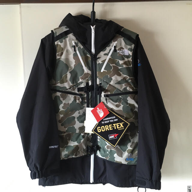 THE NORTH FACE(ザノースフェイス)のTHE NORTH FACE VO Out of Bounds Jacket スポーツ/アウトドアのスノーボード(ウエア/装備)の商品写真