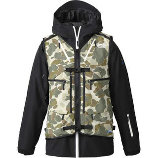 ザノースフェイス(THE NORTH FACE)のTHE NORTH FACE VO Out of Bounds Jacket(ウエア/装備)