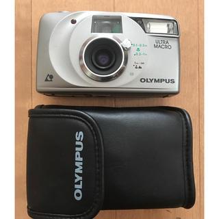 オリンパス(OLYMPUS)の未使用 OLYMPUSカメラ オリンパス ULTRA MACRO10㎝(フィルムカメラ)