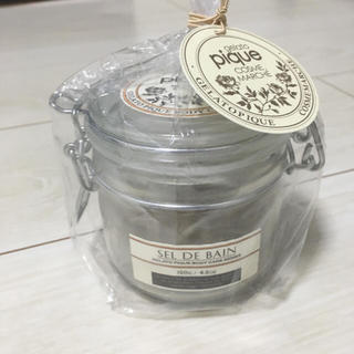 ジェラートピケ(gelato pique)のジェラートピケバスソルトギフトスナイデル入浴剤(入浴剤/バスソルト)