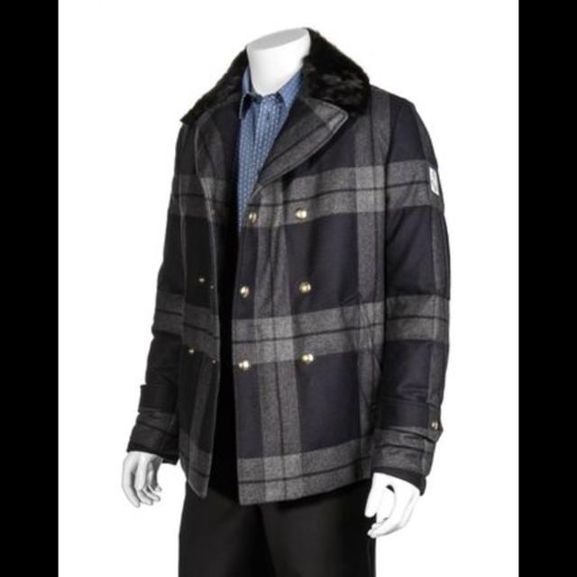 MONCLER(モンクレール)の超希少!ガムブルー ダウンコート 1 メンズのジャケット/アウター(ダウンジャケット)の商品写真