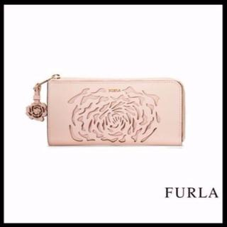 フルラ(Furla)のレア☆FURLA 90周年記念 限定コレクション長財布 ペールピンク 在庫1個(長財布)