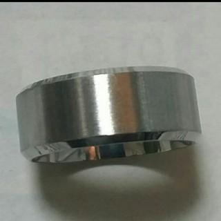 新品未使用 ステンレスリング15号(リング(指輪))