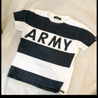 オーバーザストライプス(OVER THE STRIPES)のキッズTシャツ 男の子 サイズ130(Tシャツ/カットソー)