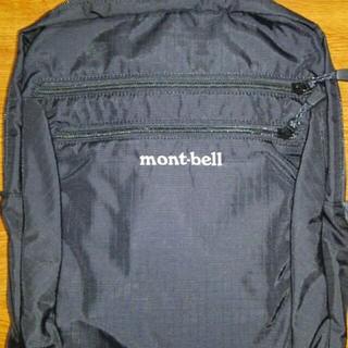 モンベル(mont bell)のモンベルトラベルポーチ(ショルダーバッグ)