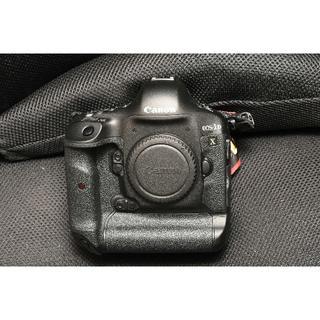 キヤノン(Canon)のキヤノン EOS-1D X ボディ 美品 ショット数12,000以下(デジタル一眼)