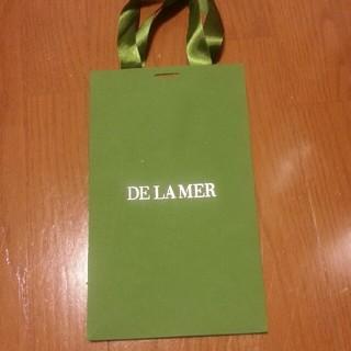 ドゥラメール(DE LA MER)の【DELAMER】紙袋(ショップ袋)