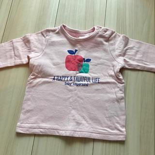 アンパサンド(ampersand)のベビーアンパサンド ロンT 80(Tシャツ)
