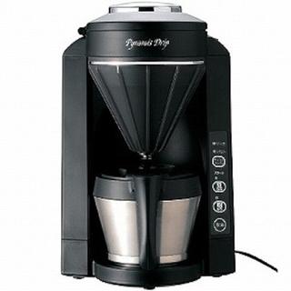 ツインバード(TWINBIRD)の全自動ミル付きコーヒーメーカー(コーヒーメーカー)