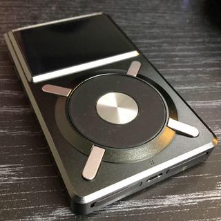 アイリバー(iriver)のFiio X5 DAP ポータブル ハイレゾ ミュージック プレイヤー(ポータブルプレーヤー)