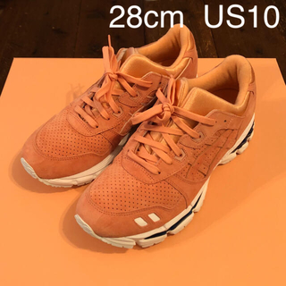 アシックス(asics)のUS10 Kith Asics Gel Lyte 3.1 Salmon Toe(スニーカー)
