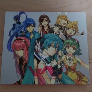 CD  Vocalo  Nexus  feat.初音ミク(ボーカロイド)